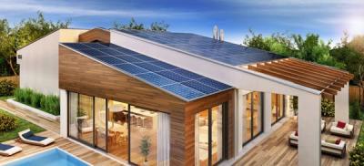 Alternative Energienutzung mit Photovoltaikanlagen